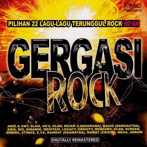 22 Pilihan Lagu Gergasi Rock