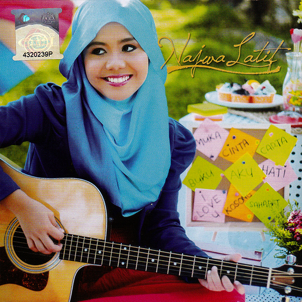 Najwa Latif - Cinta Muka Buku