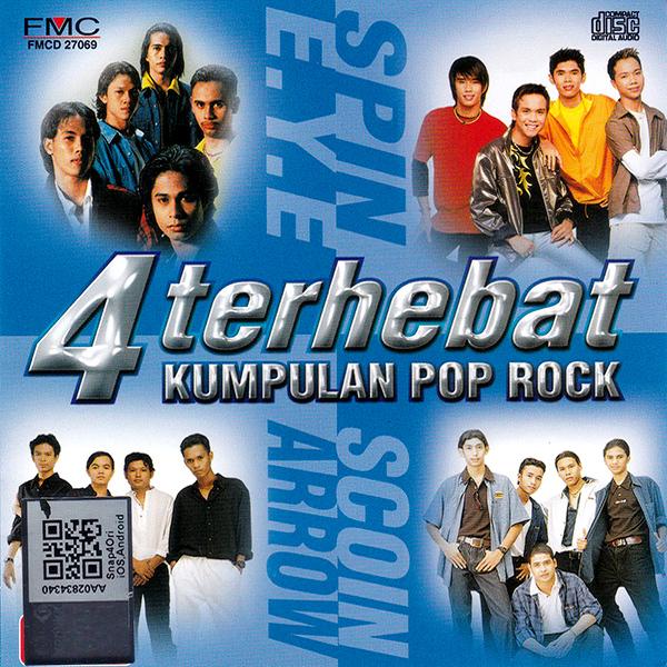 4 Terhebat Kumpulan Pop Rock
