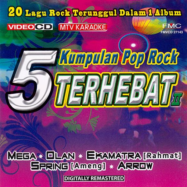 5 Kumpulan Pop Rock Terhebat II