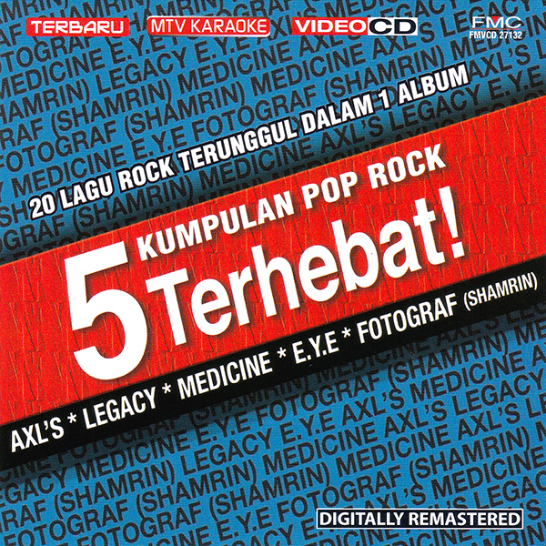 5 Kumpulan Pop Rock Terhebat