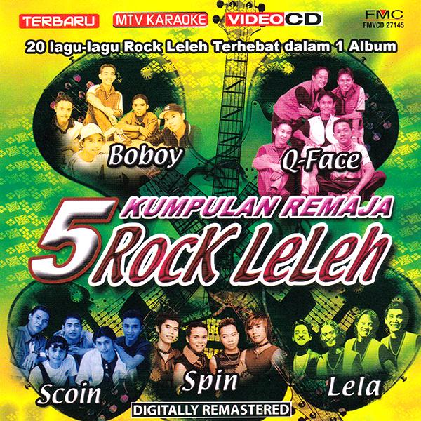5 Kumpulan Remaja Rock Leleh MTV Karaoke