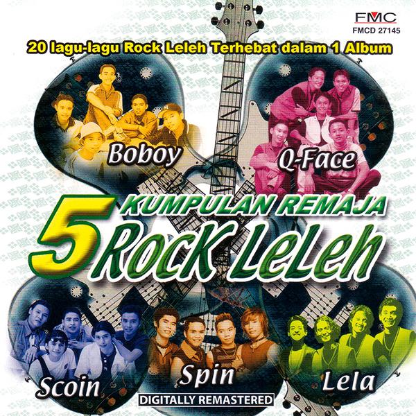 5 Kumpulan Remaja Rock Leleh