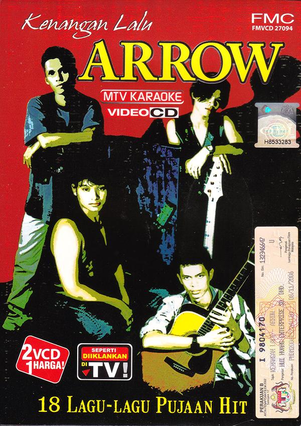 Arrow - Kenangan Lalu MTV Karaoke