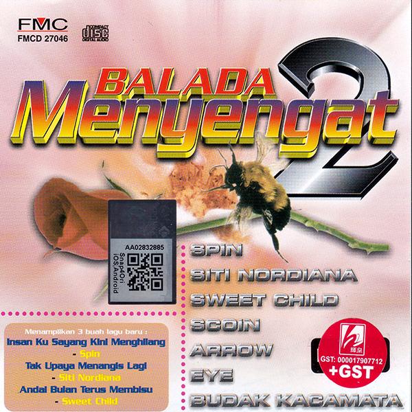 Balada Menyengat Vol.2