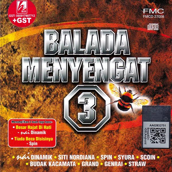 Balada Menyengat Vol.3
