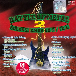 Battle Of Metal 2 Koleksi Emas 60's/70's