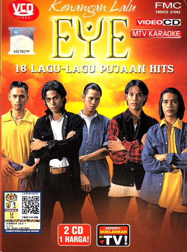 E.Y.E - Kenangan Lalu MTV Karaoke