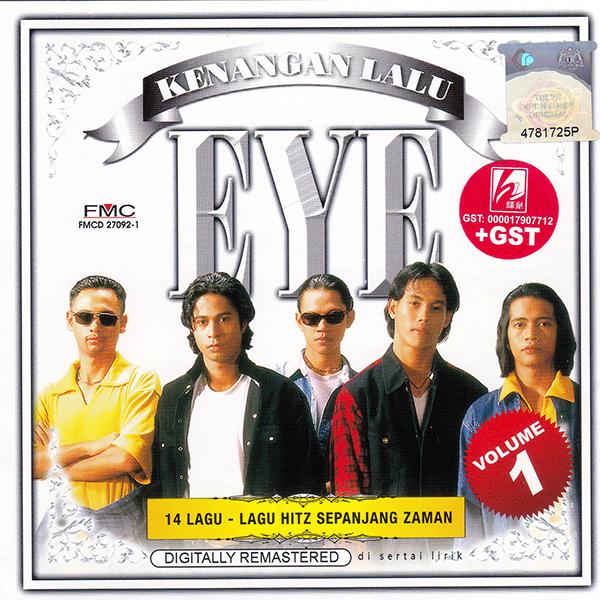 EYE - Kenangan Lalu Vol.1
