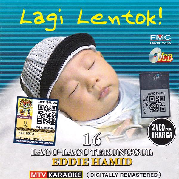 Eddie Hamid - Lagi Lentok! MTV Karaoke