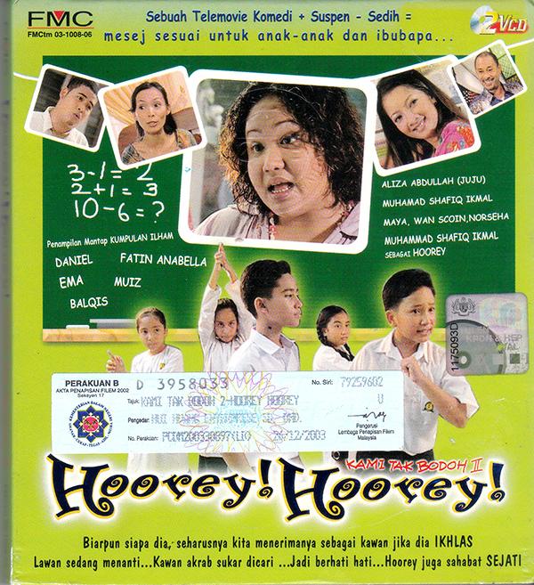 Hoorey Hoorey Kami Tak Bodoh 2