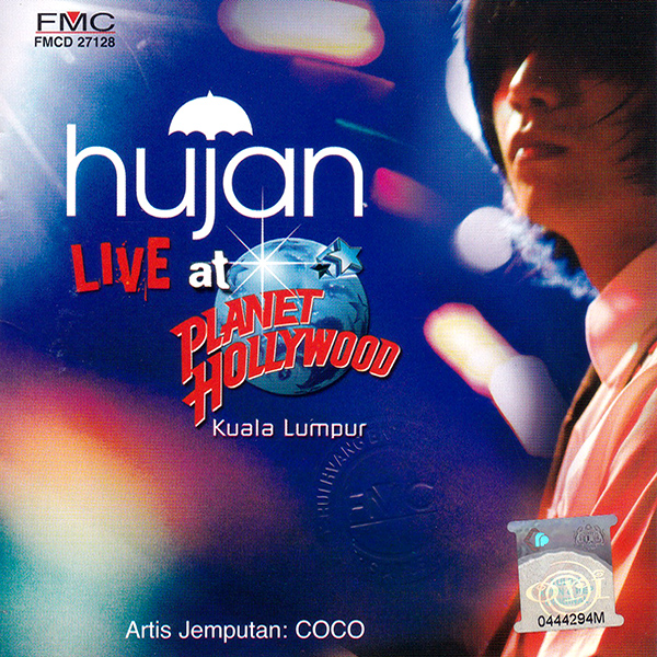 Hujan - Live At Planet Hollywoord KL