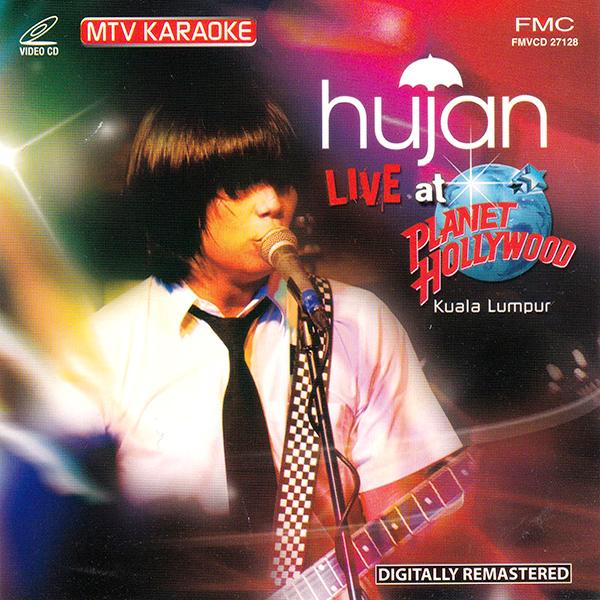 Hujan Live at Planet Hollywood Kuala Lumpur MTV Karaoke
