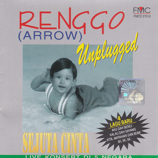 Renggo Arrow - Unplugged Sejuta Cinta