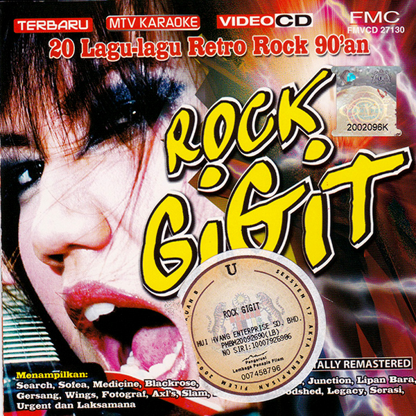 Rock Gigit MTV Karaoke