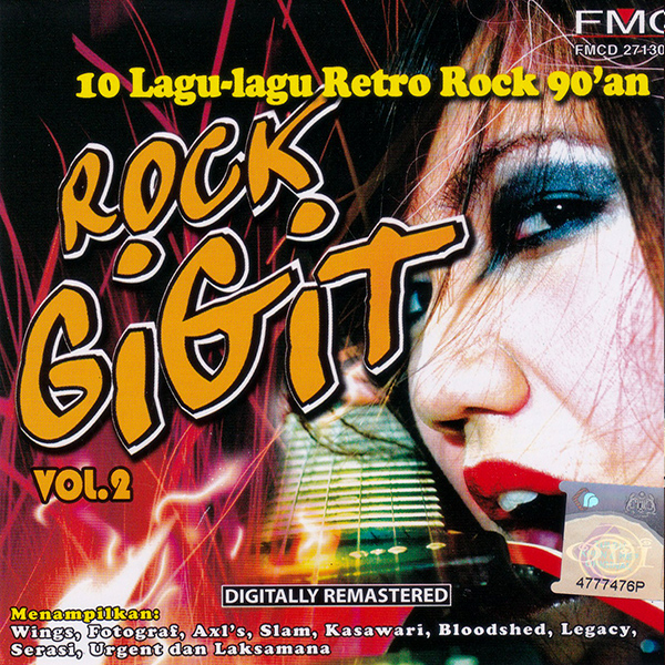 Rock Gigit Vol.2