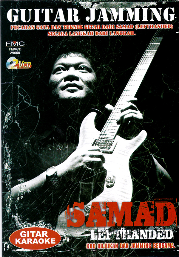 Samad Lefthanded - Guitar Jamming Vol.1