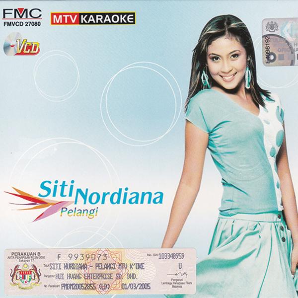 Siti Nordiana - Pelangi MTV Karaoke