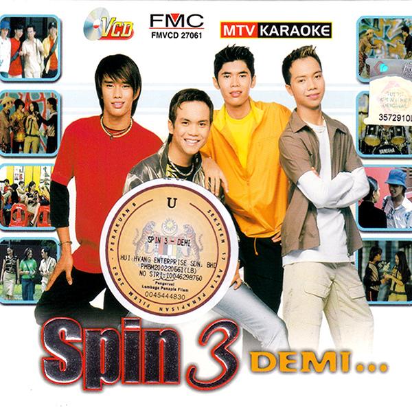 Spin 3 - Demi MTV Karaoke