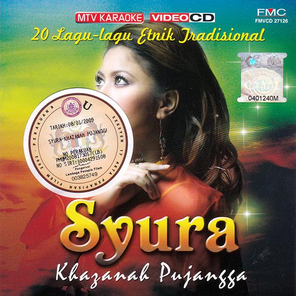 Syura - Khazanah Pujangga MTV Karaoke