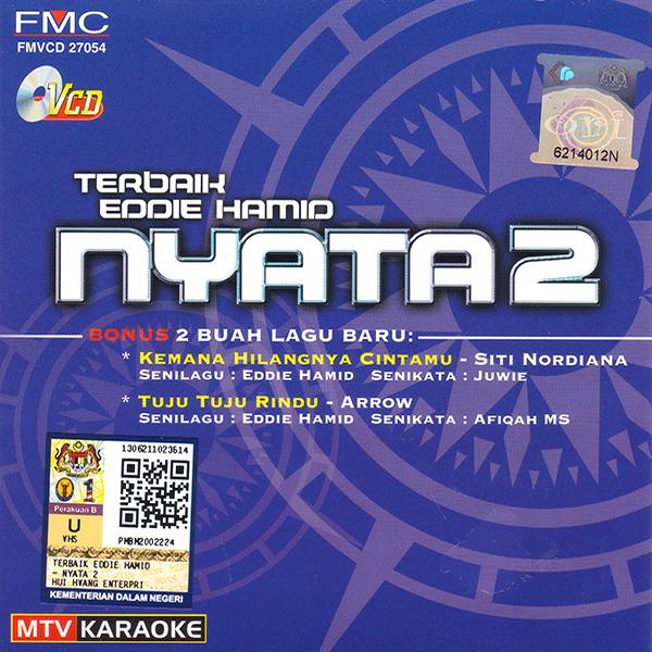 Terbaik Eddie Hamid - Nyata 2 MTV Karaoke