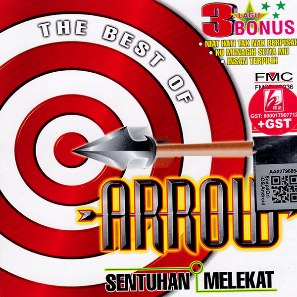 The Best Arrow - Sentuhan Melekat