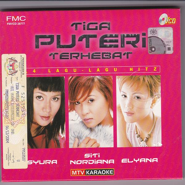 Tiga Puteri Terhebat MTV Karaoke