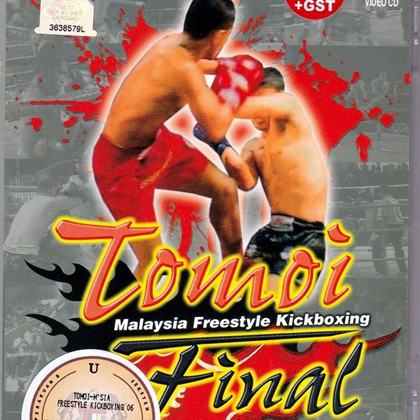 Tomoi Malaysia Freestyle Kickboxing Final Vol.1