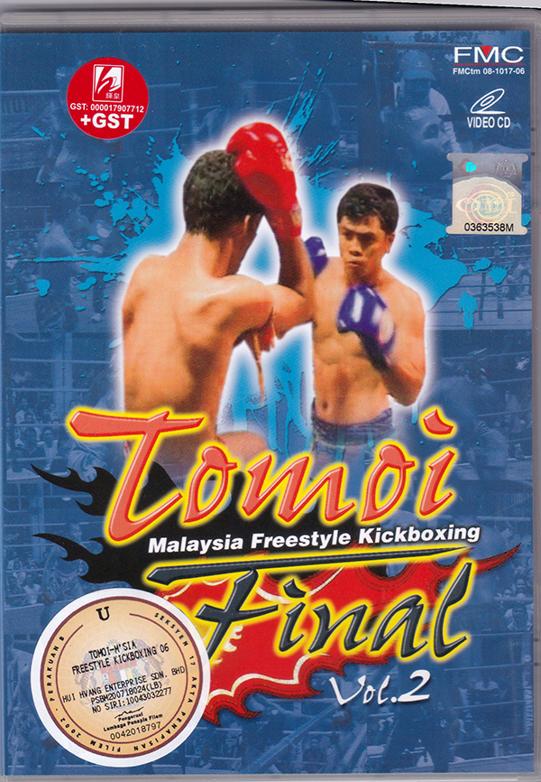 Tomoi Malaysia Freestyle Kickboxing Final Vol.2