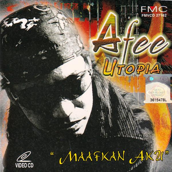 Afee Utopia - Maafkan Aku MTV Karaoke