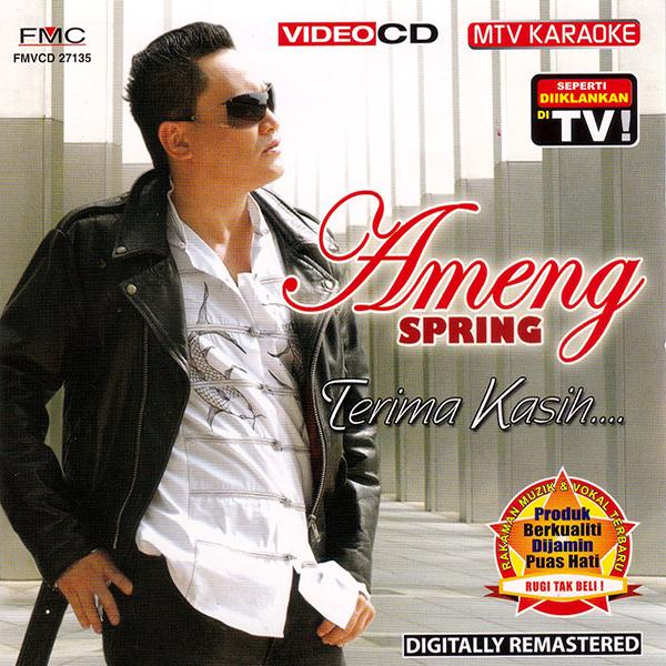 Ameng Spring - Terima Kasih MTV Karaoke