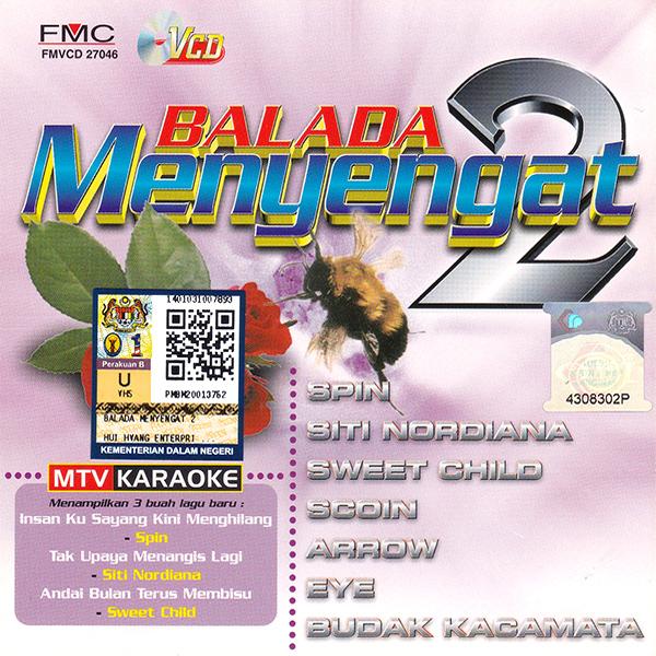 Balada Menyengat 2 MTV Karaoke