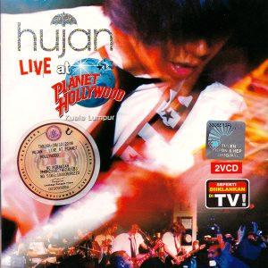 Hujan Live at Planet Hollywood Kuala Lumpur