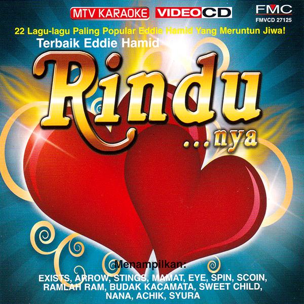 Rindunya... Terbaik Eddie Hamid MTV Karaoke