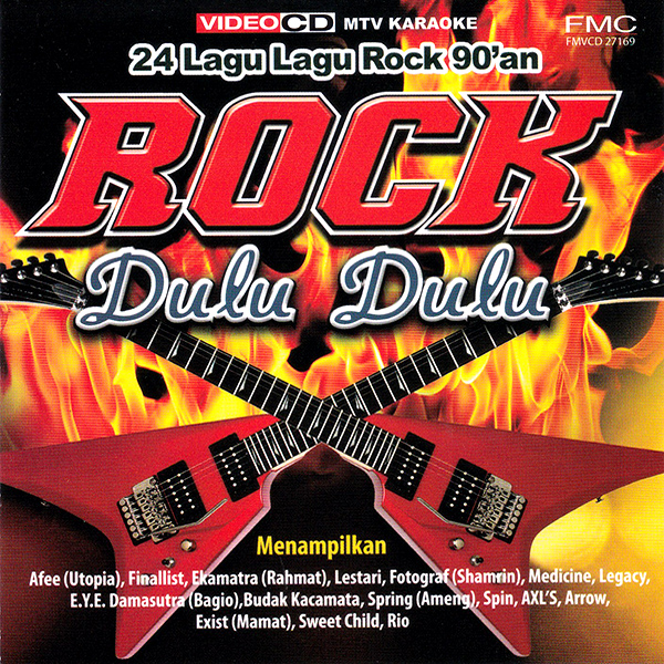Rock Dulu Dulu MTV Karaoke - FMC Music - Malaysia Record Label 1e08c439d2