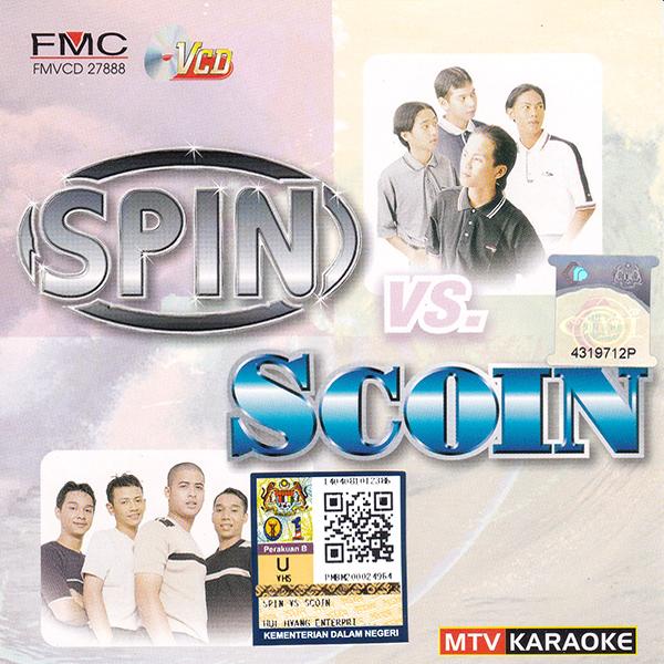 Spin VS Scoin MTV Karaoke