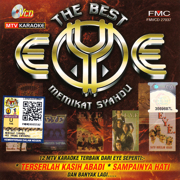 The Best Of EYE - Memikat Syahdu
