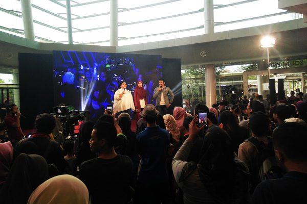 Wany Hasrita di Semi Final Muzik Muzik