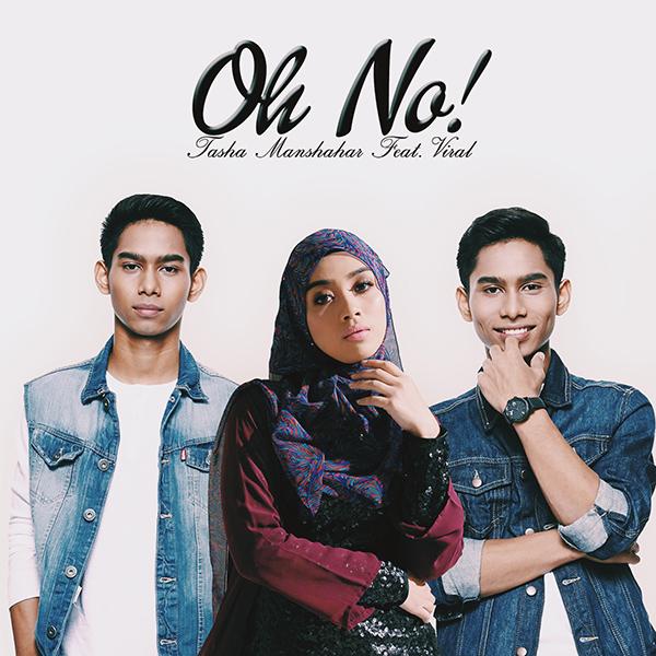 Tasha Manshahar - Oh No (feat. Viral)