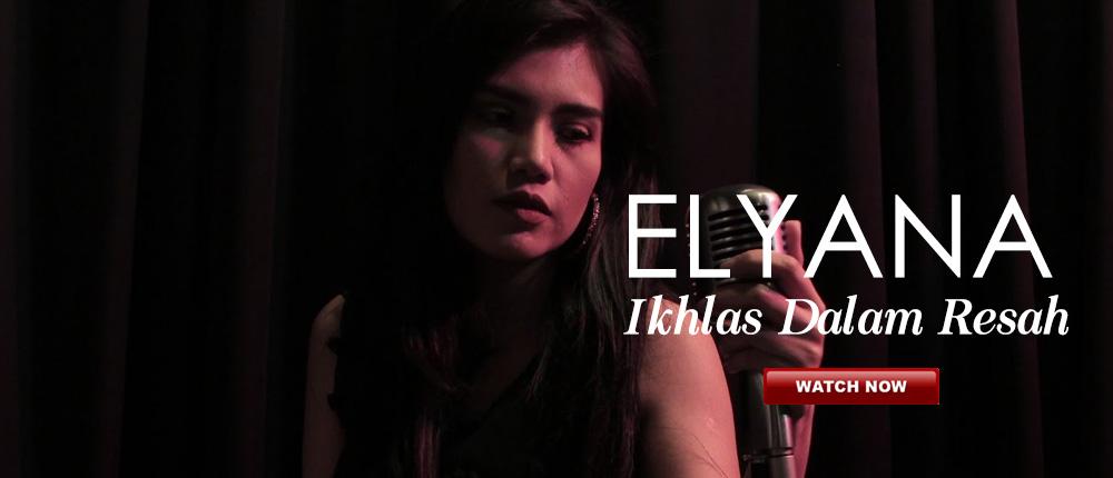 Lirik Lagu Ikhlas Dalam Resah - Elyana