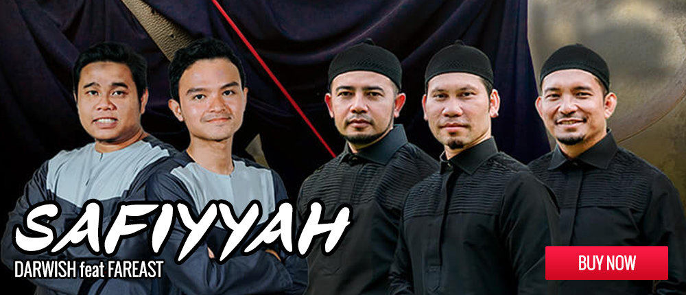 Darwish feat Fareast – Safiyyah