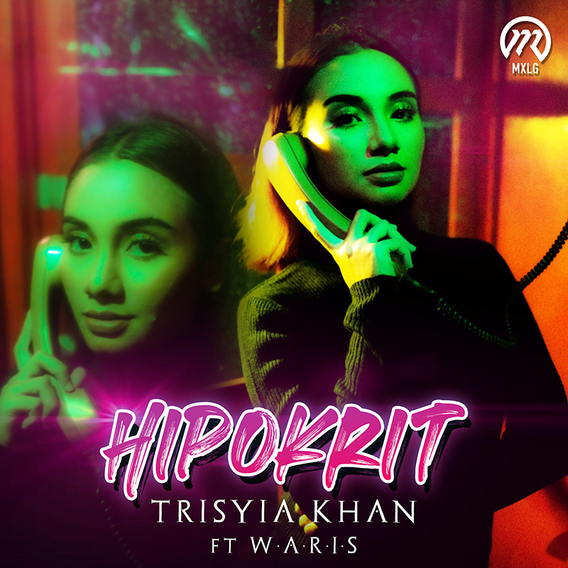 Trisyia Khan ft WARIS - Hipokrit